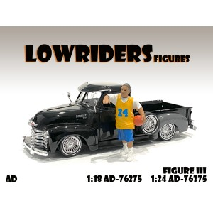 AD-76275 1:18 Lowriderz - Figure III