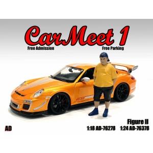 AD-76278 1:18 Car Meet 1 - Figure II