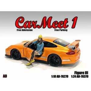 AD-76379 1:24 Car Meet 1 - Figure III