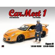 AD-76380 1:24 Car Meet 1 - Figure IV