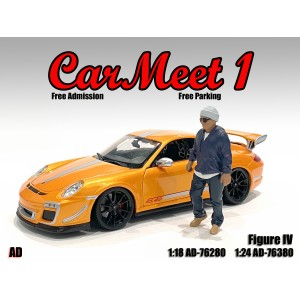 AD-76280 1:18 Car Meet 1 - Figure IV