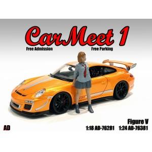 AD-76381 1:24 Car Meet 1 - Figure V