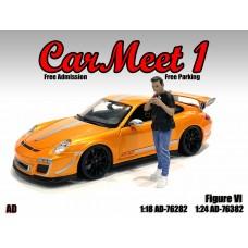 AD-76382 1:24 Car Meet 1 - Figure VI