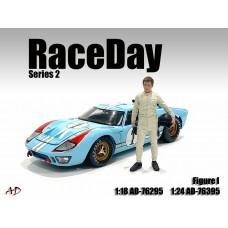 AD-76295 1:18 Race Day 2 - Figure I