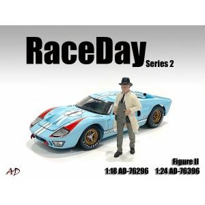 AD-76396 1:24 Race Day 2 - Figure II
