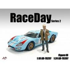 AD-76297 1:18 Race Day 2 - Figure III