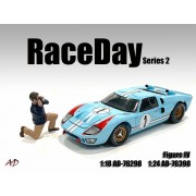 AD-76398 1:24 Race Day 2 - Figure IV