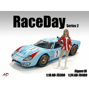 AD-76400 1:24 Race Day 2 - Figure VI