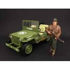 AD-77411 WWII US Army Figure -II