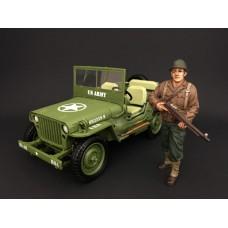 AD-77411 WWII US Army Figure -II