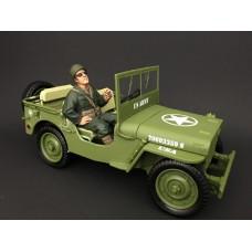 AD-77412 WWII US Army Figure -III