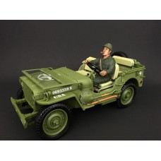 AD-77413 WWII US Army Figure -IV