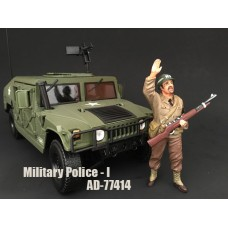 AD-77414 WWII US Military Police Figure -I