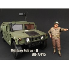 AD-77415 WWII US Military Police Figure -II