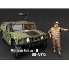 AD-77415 WWII US Military Police Figure -II