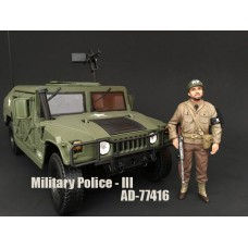AD-77416 WWII US Military Police Figure -III