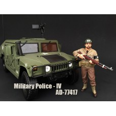 AD-77417 WWII US Military Police Figure -IV