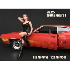 AD-77501 70s Style Figure - I