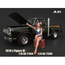 AD-77506 70s Style Figure - VI