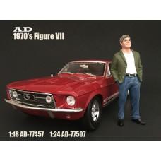 AD-77507 70s Style Figure - VII