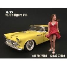 AD-77458 70s Style Figure - VIII