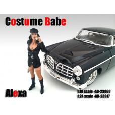 AD-23869 Costume Babe - Alexa