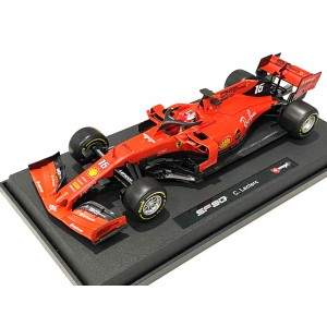 1:18 Die Cast F1 Team Ferrari SF90 #16 Charles Leclerc (2020 model)