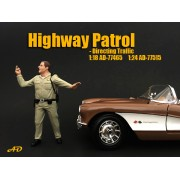 AD-77515 Highway Patrol - Directing Traffic