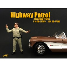 AD-77465 Highway Patrol - Directing Traffic