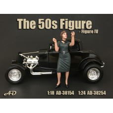 AD-38254 50s Style Figure - IV