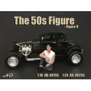 AD-38155 50s Style Figure - V