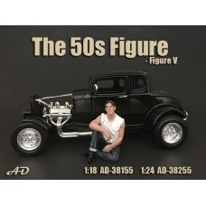 AD-38255 50s Style Figure - V