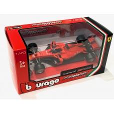 1:43 Die Cast F1 Team Ferrari SF90 #5 Sebastian Vettel