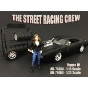 AD-77484 Street Racing Figure IV