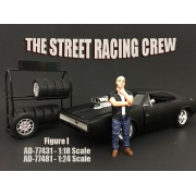 AD-77481 Street Racing Figure I