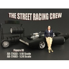 AD-77483 Street Racing Figure III