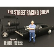 AD-77482 Street Racing Figure II