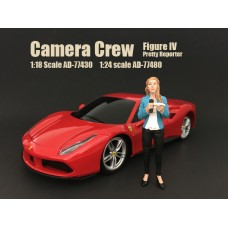 AD-77480 Camera Crew IV - Pretty Reporter