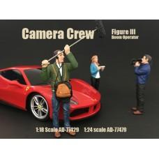 AD-77479 Camera Crew III - Boom operator