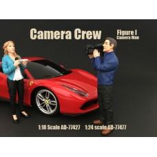 AD-77477 Camera Crew I - Camera man