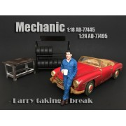 AD-77495 Mechanic - Larry taking break