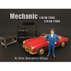 AD-77444 Mechanic - John Inspecting