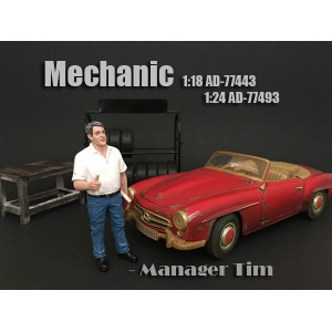 AD-77493 Mechanic - Manager Tim