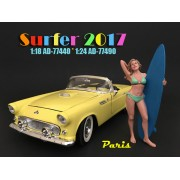 AD-77490 Surfer 2017 - Paris
