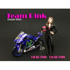 AD-77488 Team Pink - Female Biker