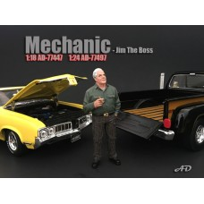 AD-77497 Mechanic - Jim the Boss