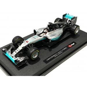 1:18 Die Cast F1 Team Mercedes AMG W07 Hybrid #44 Lewis Hamilton