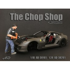 AD-38261 1:24 Chop Shop Set - Mr.Chopman
