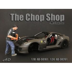 AD-38161 1:18 Chop Shop Set - Mr.Chopman