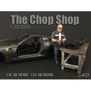 AD-38260 1:24 Chop Shop Set - Mr.Frabricator